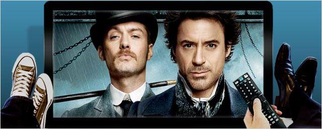 """Ce soir à la télé : on mate """"Demolition Man"""" et """"Sherlock Holmes"""""""