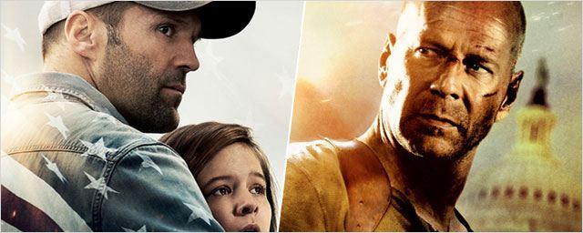 """""""Die Hard"""", """"Homefront""""... Mon papa à moi est un héros !"""