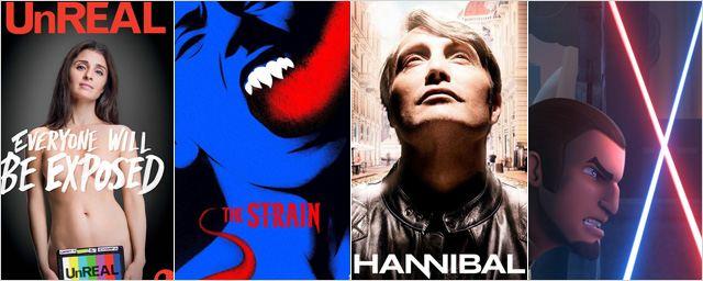 True Detective, Sense8, The Strain, Scream: toutes les séries de l'été 2015 aux US !