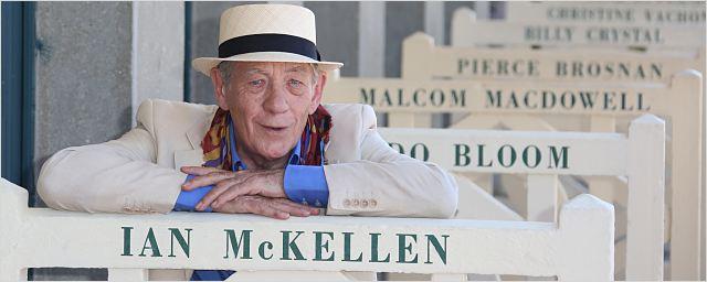 Deauville 2015 - Jour 7 : Ian McKellen enchante le festival