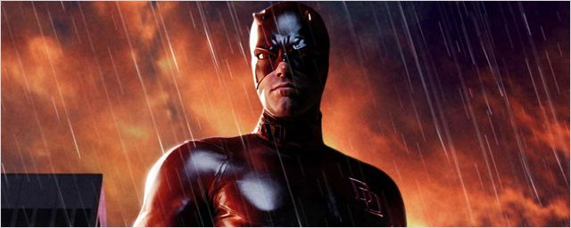 Matt Damon a failli incarner Daredevil à la place de Ben Affleck