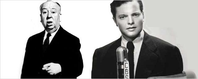 James McAvoy et Hugh Laurie ressuscitent des films jamais réalisés d'Hitchcock et Welles