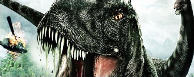 Le cinéma chez soi : les dinosaures ont faim de chair fraîche dans Jurassic Attack