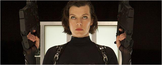 Resident Evil 6 : Milla Jovovich et son équipe prêtes au combat sur le tournage