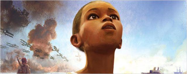 Adama triomphe au 10ème Festival International des Voix du Cinéma d'Animation de Leucate