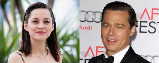 Le prochain film de Zemeckis avec Brad Pitt et Marion Cotillard sortira le...