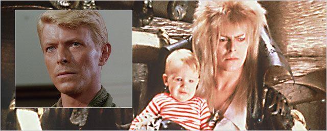 David Bowie : 13 rôles mémorables au cinéma et à la télévision