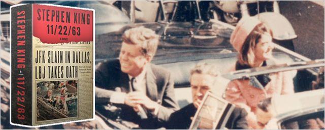 11/22/63 : treize incarnations du président Kennedy à l'écran