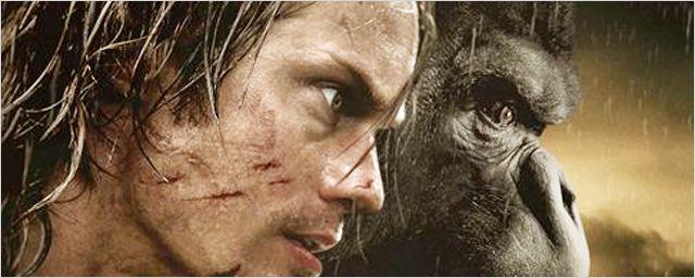 Nouvelle bande-annonce Tarzan : Alexander Skarsgård prêt à tout pour sauver sa Jane, Margot Robbie