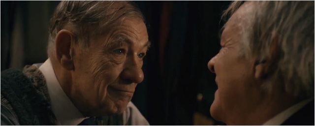 The Dresser : face-à-face de légende entre Anthony Hopkins et Ian McKellen !