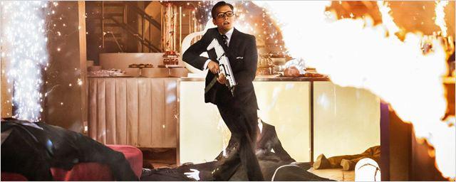 Kingsman : un titre et des visuels pour la suite signée Matthew Vaughn