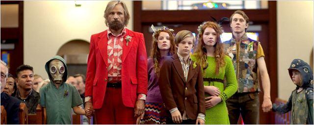 """Cannes 2016 - Mais qui est """"Captain Fantastic"""" ? Réponse dans la bande-annonce avec Viggo Mortensen !"""