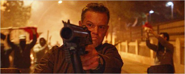 Jason Bourne : Matt Damon dévoile les coulisses du tournage musclé du blockbuster d'action