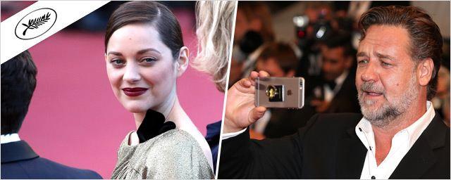 Cannes 2016 : Marion Cotillard, Ryan Gosling et Russell Crowe sur les marches