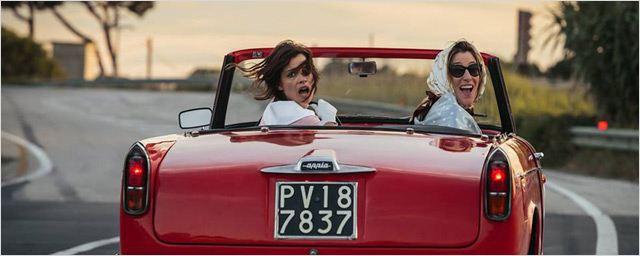 """Valeria Bruni Tedeschi en """"Folles de joie"""" : """"Il y a un besoin de liberté comme dans Thelma et Louise"""""""