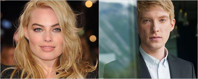 Domhnall Gleeson et Margot Robbie : les stars de Star Wars et Suicide Squad vont se donner la réplique !