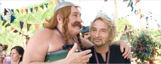 Astérix au cinéma : dites adieu à Depardieu et Edouard Baer !