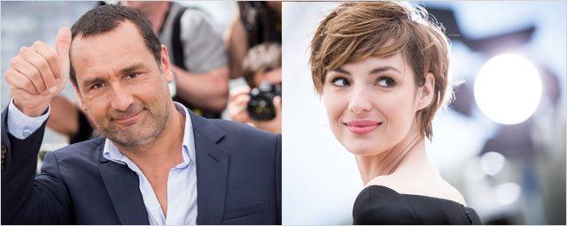 Louise Bourgoin et Gilles Lellouche Sous le même toit pour Dominique Farrugia