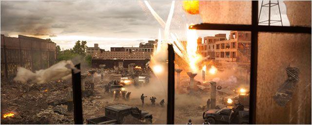 Transformers 5 : Michael Bay fait tout péter sur le tournage
