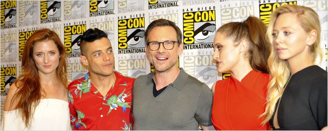 Comic-Con 2016 : The Walking Dead, Flash, Mr Robot... toutes les stars de séries en photocall !