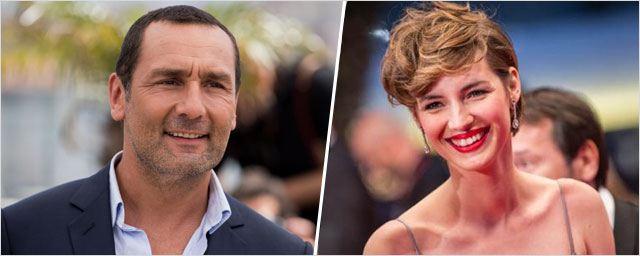 1ère photo Sous le même toit : une cohabitation difficile pour Louise Bourgoin et Gilles Lellouche