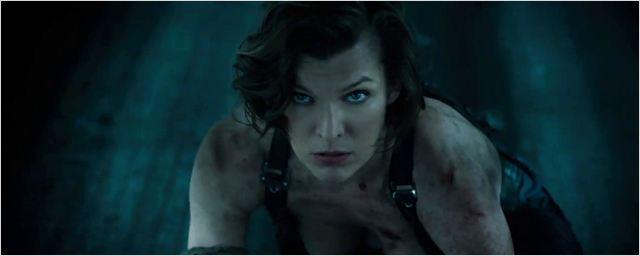 Resident Evil : Milla Jovovich revient aux sources dans la bande-annonce du chapitre final