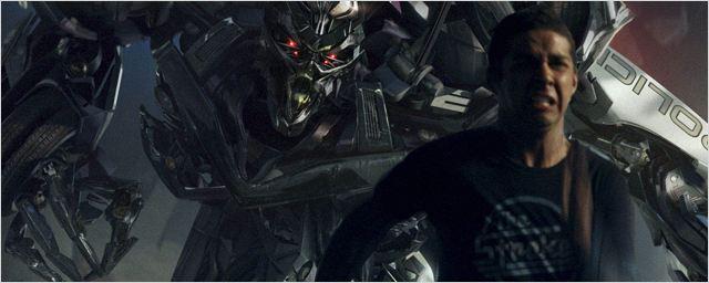Transformers 5 : et (re)voici Barricade