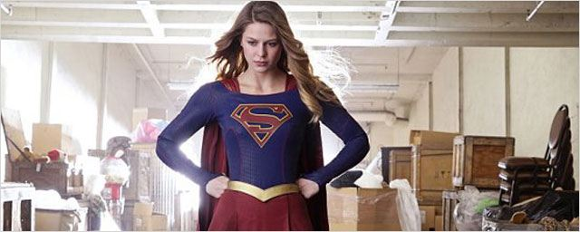 Supergirl : l'héroïne prend la pose aux côtés de l'ex Wonder Woman