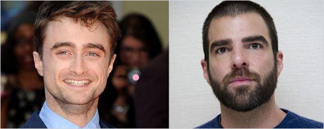 Daniel Radcliffe et Zachary Quinto dans un film sur les Anonymous !