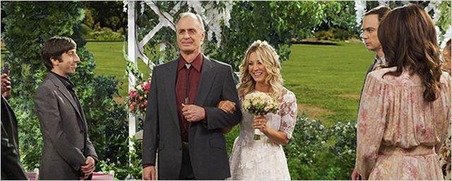 The Big Bang Theory : des photos de mariage pour la saison 10
