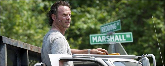 """The Walking Dead : Andrew Lincoln annonce un """"épisode tordant"""" pour lancer la saison 7"""