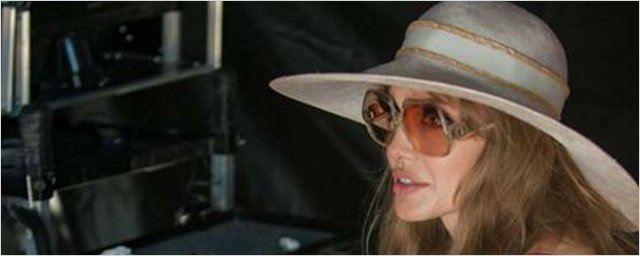 Angelina Jolie abandonne un projet développé pour Brad Pitt