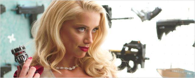 Justice League : premier aperçu d'Amber Heard en Mera, la femme d'Aquaman