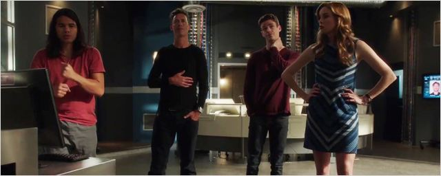 Flash découvre son nouvel ennemi dans le teaser du prochain épisode