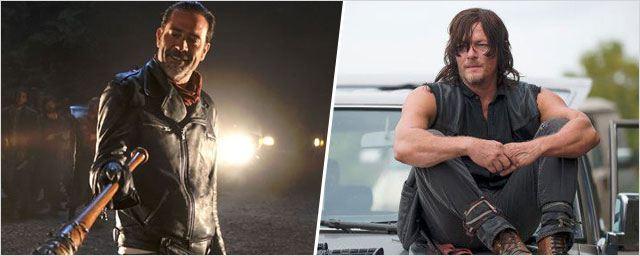 The Walking Dead : rencontre avec Jeffrey Dean Morgan et Norman Reedus