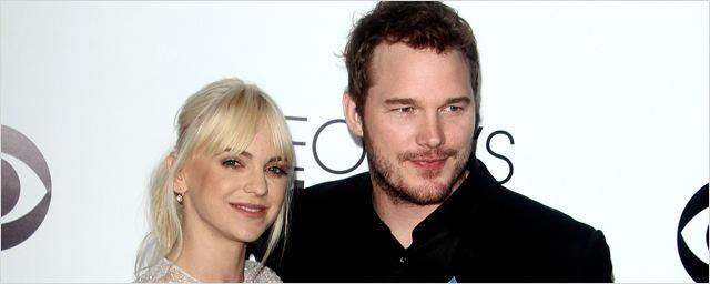 Chris Pratt et Anna Farris bientôt réunis dans Mom !