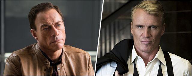 """De Jean-Claude Van Damme à Dolph Lundgren dans """"Arrow"""" : ces stars de l'action qui se mettent aux séries"""
