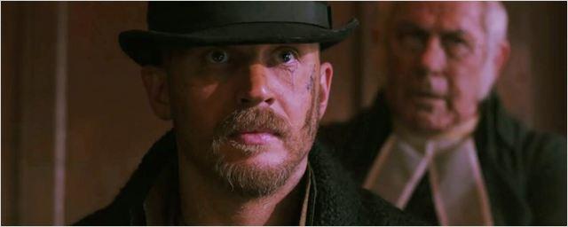"Taboo avec Tom Hardy : ""du jamais vu"" selon le co-créateur Steven Knight"