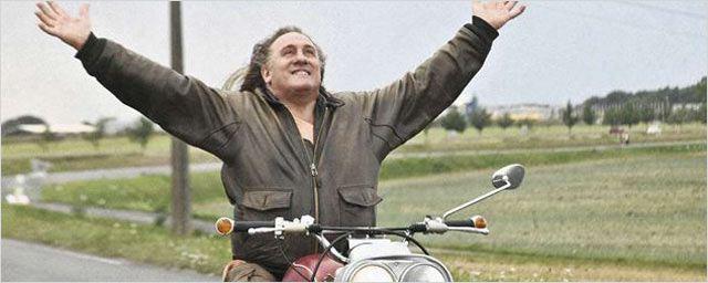 Gérard Depardieu bientôt aux sports d'hiver !