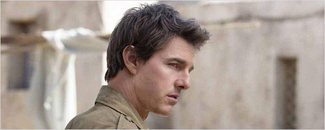Tom Cruise et Russell Crowe s'affrontent dans un making-of de La Momie