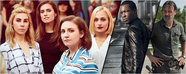 Walking Dead, The 100, 24 Legacy, Girls... : le guide des séries US de février 2017