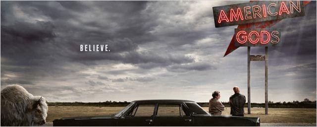 American Gods : une date de diffusion pour la série événement