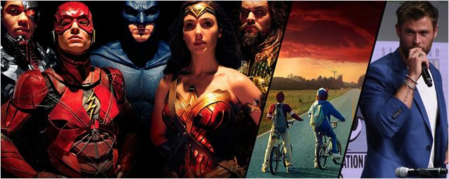Justice League, Stranger Things, Thor... Que retenir du Comic-Con 2017 ?