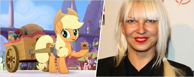 """Sia, reine des bandes-originales : de """"Wonder Woman"""" à """"My Little Pony"""""""