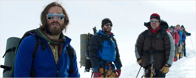 Everest en 9 vidéos : Jason Clarke et Jake Gyllenhaal se lancent dans cette ascension tragique