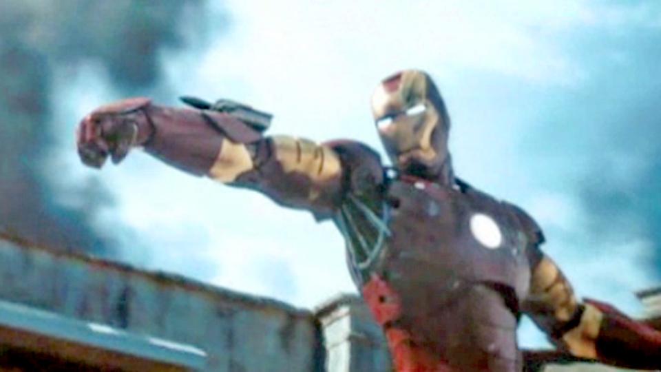 Trailer du film iron man iron man bande annonce vo - Jeux de iron man gratuit ...