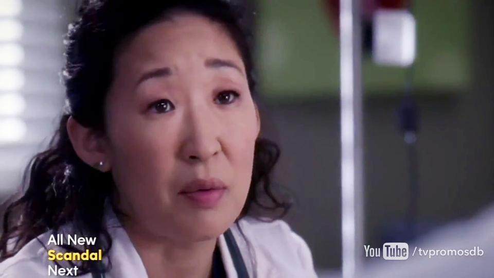 Teaser Grey's Anatomy - saison 10 - épisode 15 Teaser VO ...