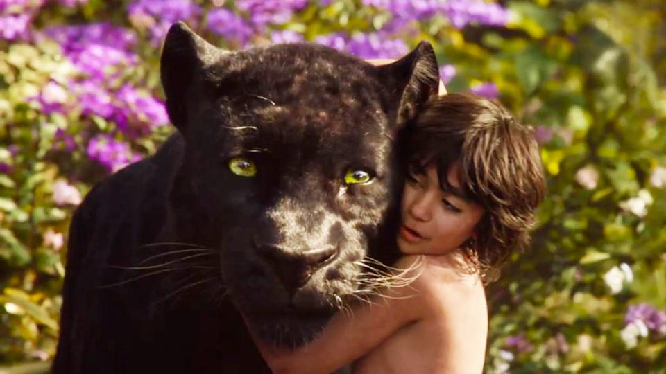 Trailer Du Film Le Livre De La Jungle Le Livre De La Jungle Bande