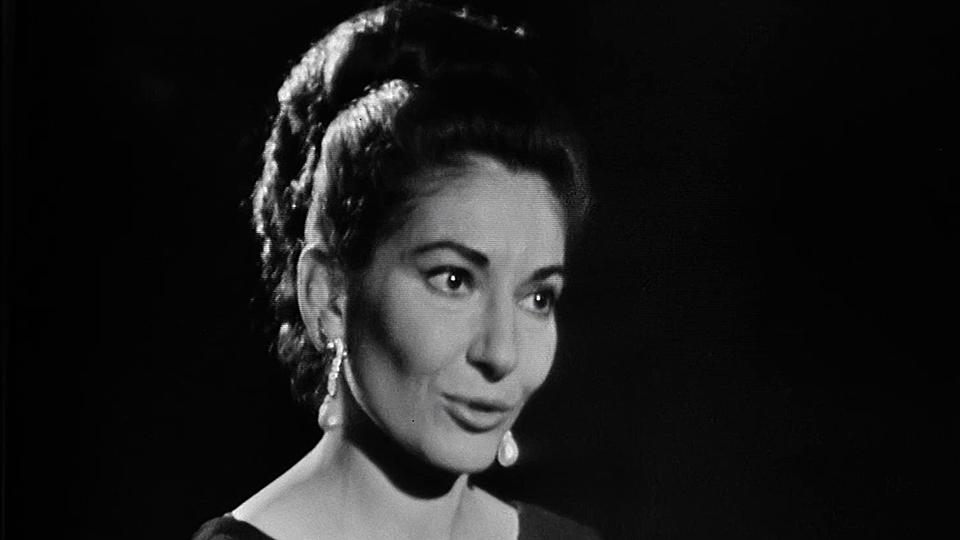 Maria by Callas Bande-annonce VO
