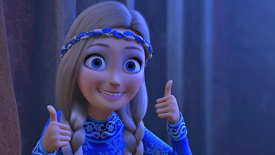 Trailer du film la princesse des glaces la princesse des glaces bande annonce vf allocin - Image de princesse ...